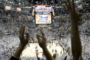 La NBA promete otra temporada de espectáculo y emoción. Foto: photo credit: rwbakercom LeBron's chalk reenactment via photopin (license)