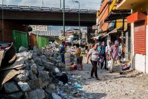 Venezuela enfrenta una crisis social y económica. Foto: photo credit: Julio César Mesa -> Derruir // Petare. Caracas via photopin (license)