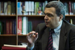 Canova asegura que el TSJ es un brazo del gobierno. Foto: Rubén Sevilla