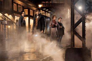 El mundo de Harry Potter regresa a la gran pantalla. Foto: Warner Bros.