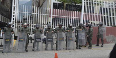 militares presos Dgcim Boleíta