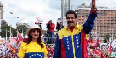 Nicolas Maduro hijo de Chávez