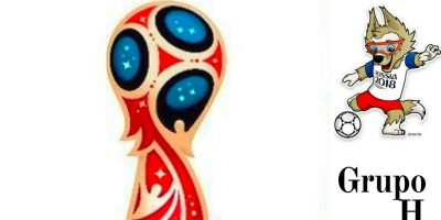 GRUPO H Mundial Rusia 2018
