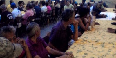 Iglesia Almuerzo