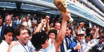 México 1986 Argentina