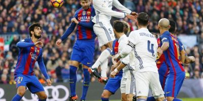 Barca Madrid liga